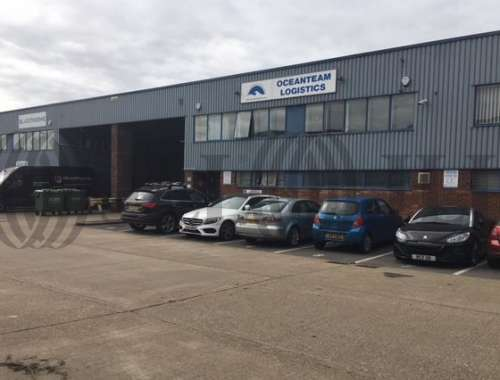 Industrial Colnbrook, SL3 0AX - Unit 8, Trident Industrial Estate - 8