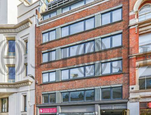 Offices London, EC2V 5BR - 15-16 Basinghall Street - 1