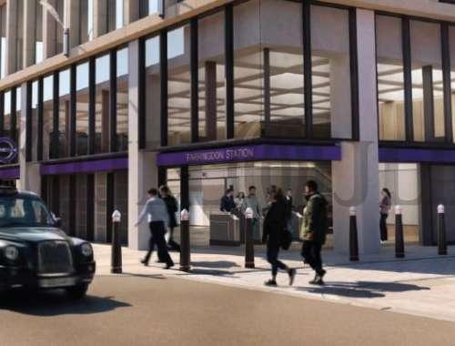 Offices London, EC4A 2AE - 165 Fleet Street - 165