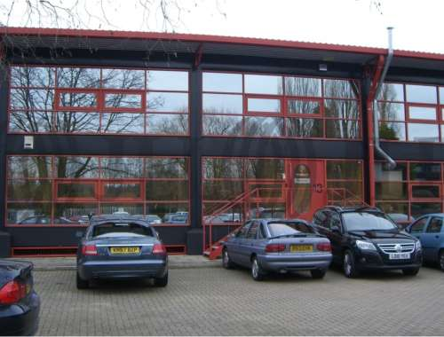 Industrial and logistics Leatherhead, KT22 7BA - Unit 13 Mole Business Park - 13