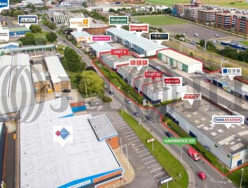 Industrial and logistics Newbury, RG14 5TQ - The Paddock Trading Estate - 1