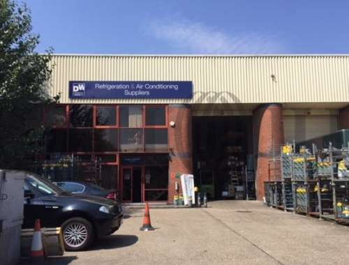 Industrial and logistics Greenford, UB6 8UP - Metropolitan Park, Unit 36 - 36