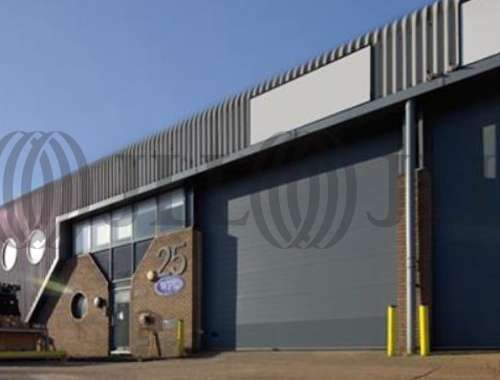 Industrial and logistics London, W3 6UU - Unit 25, Victoria Industrial Estate   - 25