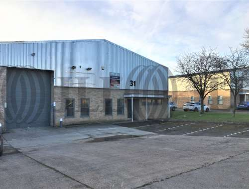 Industrial and logistics Bristol, BS37 5QX - Units 31 & 33 Beeches Industrial Estate - 0398