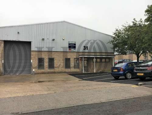 Industrial Bristol, BS37 5QX - Units 31 & 33 Beeches Industrial Estate - 5275