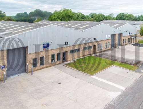 Industrial Bristol, BS37 5QX - Units 31 & 33 Beeches Industrial Estate - 1