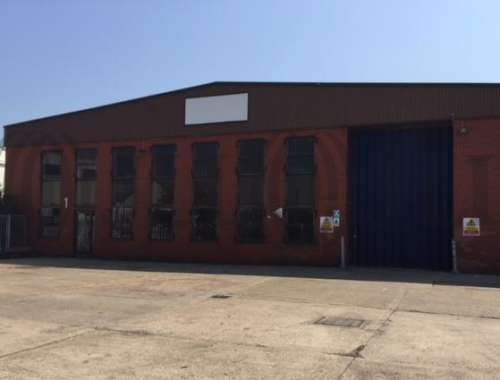 Industrial and logistics Park royal, NW10 6EX - 1 Oakwood Industrial Estate - 1