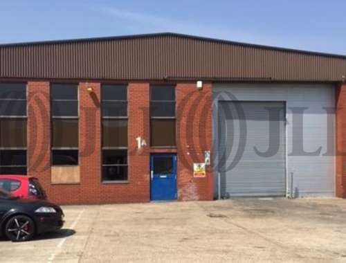 Industrial Park royal, NW10 6EX - 1A Oakwood Industrial Estate - 1