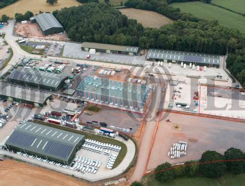 Industrial and logistics Willand, EX15 3FA - Plot 2 Anthony's Way  - 1