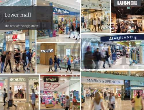 Retail shopping centre Derby, DE1 2PL - Intu Derby - 71872