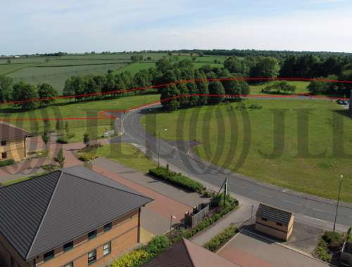Office Catterick garrison, DL9 4QJ - Colburn Business Park - 1200