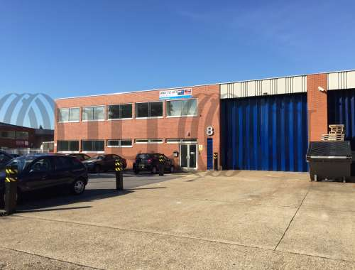 Industrial and logistics Heathrow, UB7 0LB - 8 Skyport Trade Park Heathrow - 8