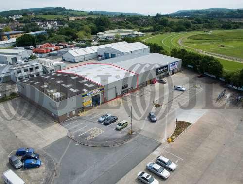 Industrial and logistics Newton abbot, TQ12 3BN - Unit C1B, Kingsteignton Trading Estate  - 1