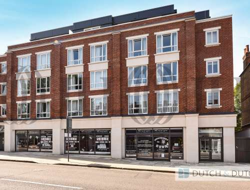 Retail high street London, NW2 3JX - 27 Cricklewood Broadway - 2019