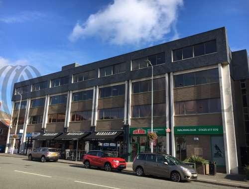 Offices Macclesfield, SK11 7QJ - Silk House - 3412
