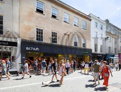 Retail high street Bath, BA1 1QE - 7-8, Stall Street - 73291