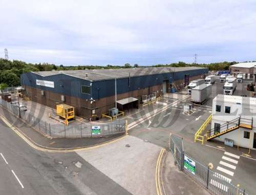 Industrial and logistics Stoke-on-trent, ST7 1XP - Units 2 & 4 Jamage Industrial Estate - 0001