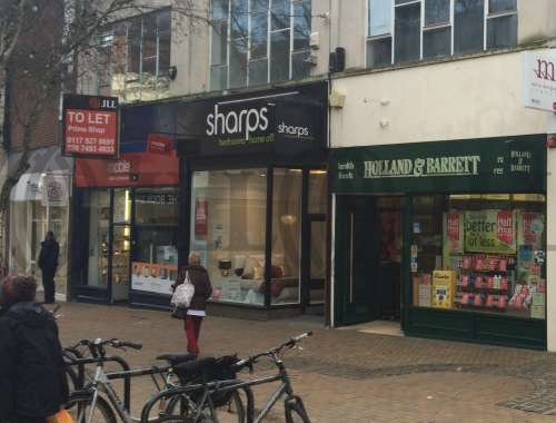 Retail high street Gloucester, GL1 1PD - 2 St. Michaels Buildings - 0790002