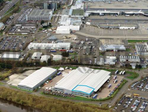 Industrial and logistics Paisley, PA3 2AY - Unit A, Air Cargo Centre - 76303