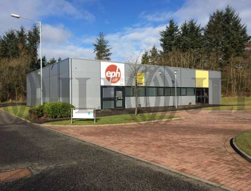 Industrial East kilbride, G75 0YF - Unit 15, Langlands Place  - 2031