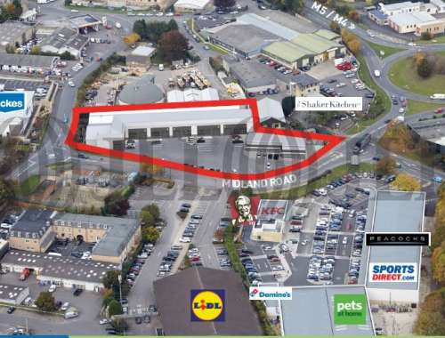 Industrial and logistics Cirencester, GL7 1YG - Cirencester Trade Park - 75086