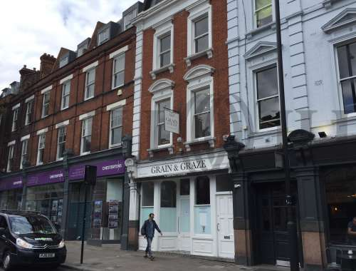 Retail high street London, N1 2XQ - 330 Upper Street - 3433