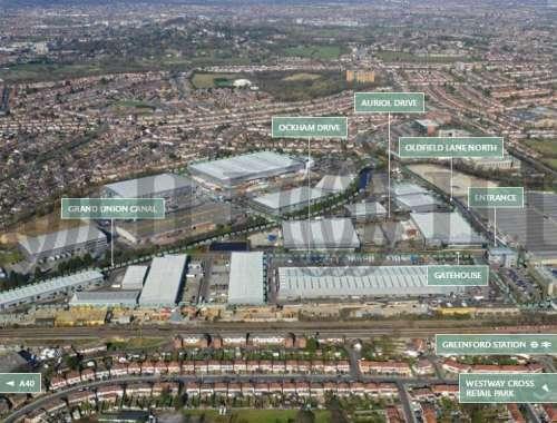 Industrial and logistics Greenford, UB6 0AZ - Unit 15 Greenford Park - 16