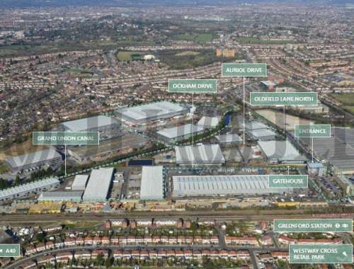 Industrial and logistics Greenford, UB6 0AZ - Unit 16 Greenford Park - 16