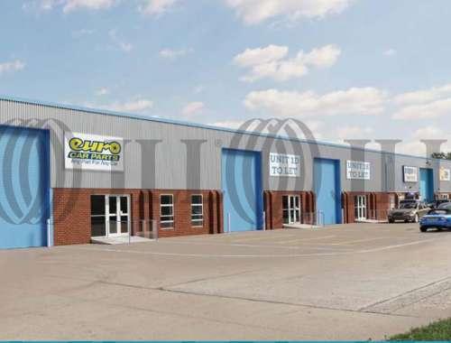 Industrial and logistics Farnborough, GU14 8EH - Units 1D and 1E Hawley Lane Trade Centre - 1