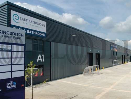 Industrial Cheltenham, GL51 9NX - Unit A4 Kingsditch Trade Park - 1