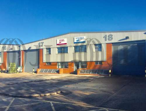Industrial and logistics Heston, TW5 9NR - Units 17 & 18 Airlinks Industrial Estate - 1