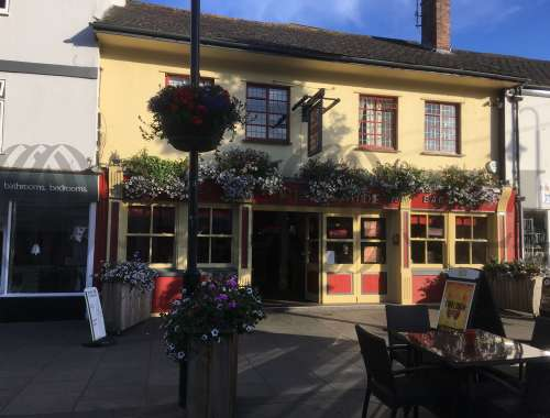 Pub Newton abbot, TQ12 1JR - The Rio Grande - 0208