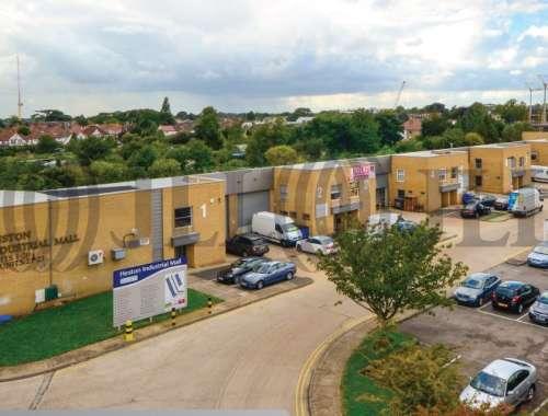 Industrial Hounslow, TW5 0AD - Units 17 & 18 Heston Industrial Mall, Church Road - 77449