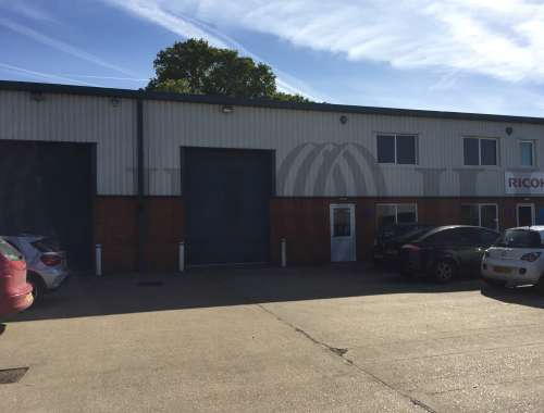 Industrial Romsey, SO51 7AA - Unit 10 Westlink - 6800