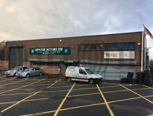 Industrial and logistics Liphook, GU30 7DS - Unit 2 Station Road - 0653