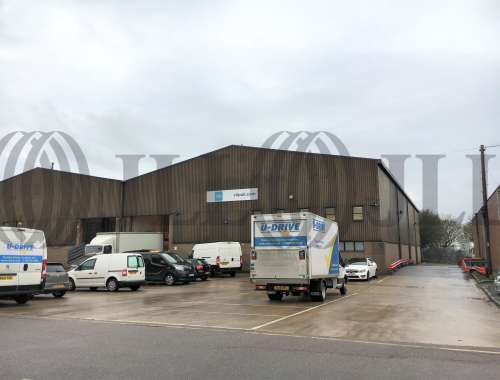 Industrial and logistics Bristol, BS16 9QH - Unit 20c Pucklechurch Trading Estate - 4314