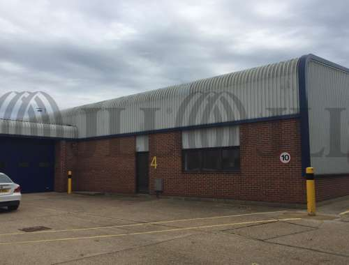 Industrial and logistics Wokingham, RG41 2YQ - Unit 4 Station Industrial Estate - 8002