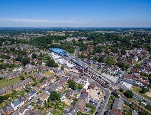 Industrial Wokingham, RG41 2YQ - Unit 4 Station Industrial Estate - 1
