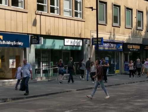 Retail high street Bristol, BS1 2BD - Vintry House - 78523