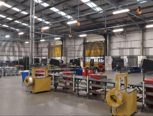 Industrial Chelmsford, CM2 5AR - Unit C, Springfield Business Park - 186
