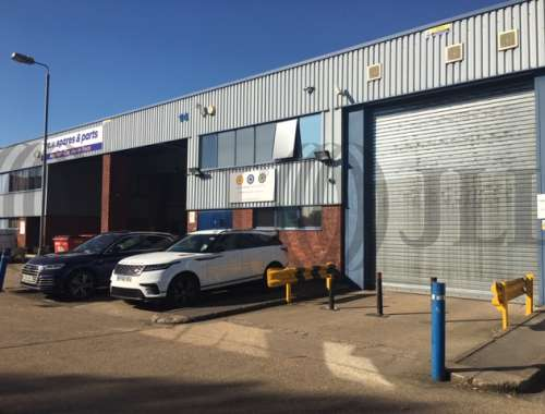Industrial Colnbrook, SL3 0AX - Unit 14, Trident Industrial Estate - 14