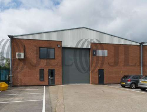 Industrial Camberley, GU15 3DL - Unit 7 Lawrence Way - 7