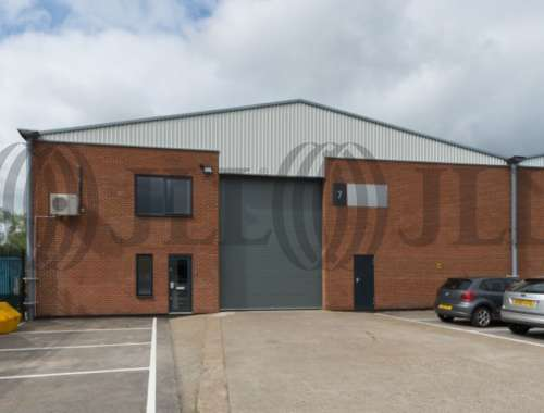 Industrial and logistics Camberley, GU15 3DL - Unit 4 Lawrence Way - 7
