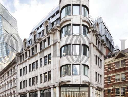 Office London, EC3V 0AS - 77 Gracechurch Street - 1