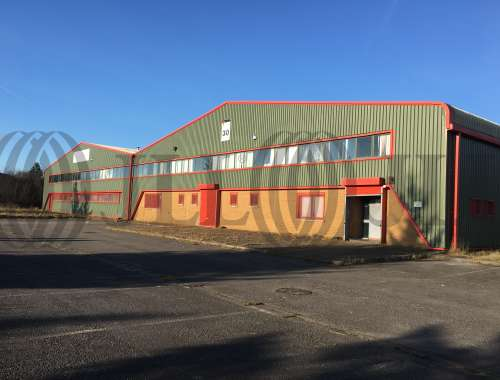 Industrial and logistics Ebbw vale, NP23 5SD - Unit 30 Rassau Industrial Estate - 2614