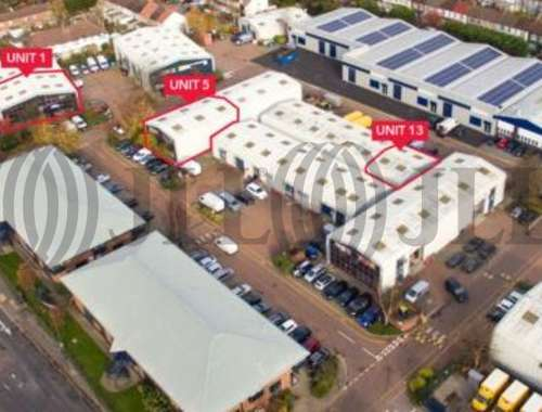 Industrial and logistics Mitcham, CR4 3TD - Units 1, 5 & 13 Boundary Business Court - 1