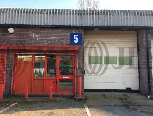 Industrial Cardiff, CF24 5JR - Unit 5, Swift Business Centre - 3033