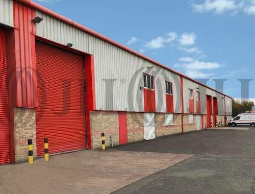 Industrial and logistics Coatbridge, ML5 4EF - Unit E4 - 5