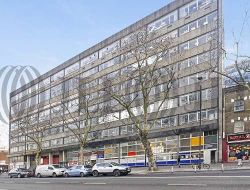 Office London, E1 1AA - 206 Whitechapel Road - 08582