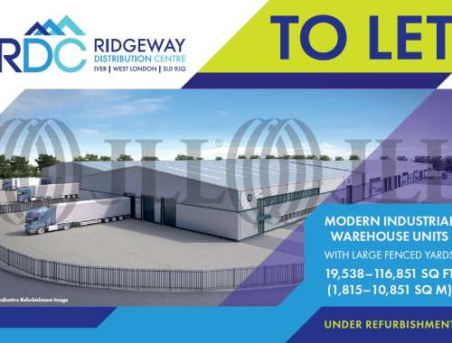 Industrial Iver, SL0 9JQ - Units 1C & 1D Ridgeway Distribution Centre - 91989